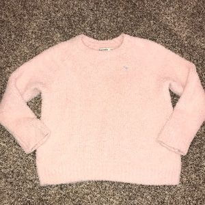 Abercrombie Kids Fuzzy Sweater